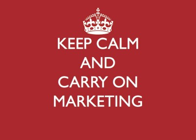 Why should you keep marketing your business even when you are busy