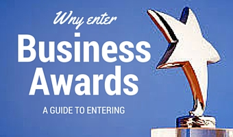 why enter business awards