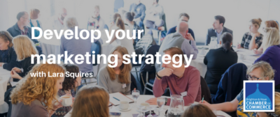 Develop your marketing strategy