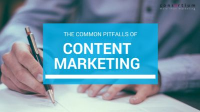 the common pitfalls of content marketing