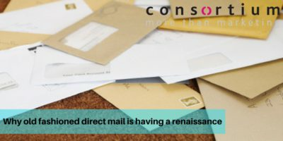 why direct mail is having a renaissance