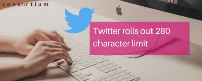 Twitter rolls out 280 character limit