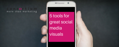 5 tools for great social media visuals