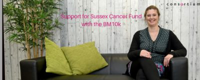 Charity Support from Worthing, Sussex based marketing agency