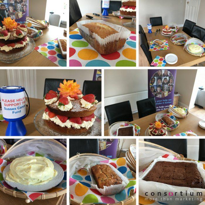 Sussex Cancer Fund Bake-Off