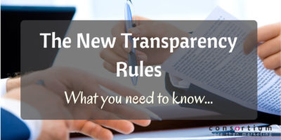The new transparency rules: what you need to know