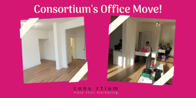 Come and see our new office!