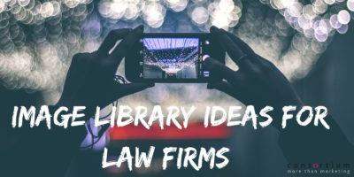 Image library ideas for law firms