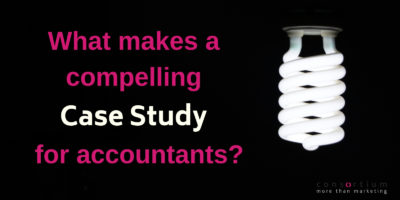 What makes a compelling case study