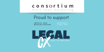 Consortium Business Solutions is delighted to be sponsoringLegelCX East of England – Wednesday 8th May