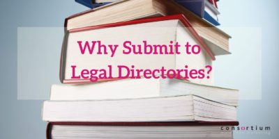 Why submit to legal directories