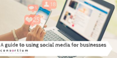 A guide to using social media for businesses