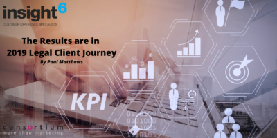 Guest Blog – The results are in – 2019 Legal Client Journey