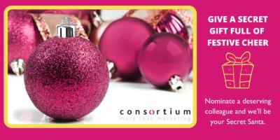 Consortium Business Solutions turns Secret Santa for 2019