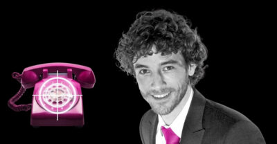 Anthony Stears Telephone Assassin