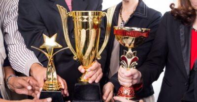 winning legal sector awards