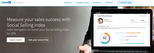 LinkedIn - how to get your SSI